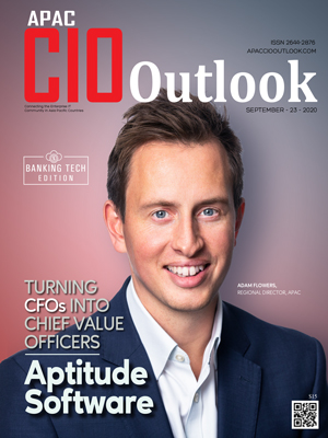 Aptitude Software: Turning CFOs into Chief Value Officers