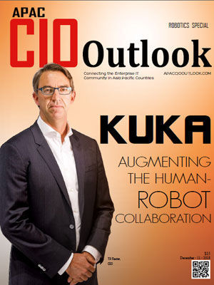 Kuka: Augmenting The Human-Robot Collaboration