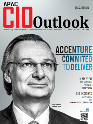 Accenture: Commited To Deliver