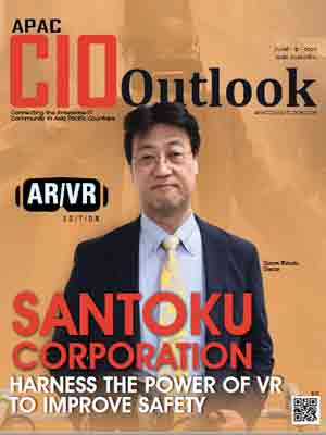 Santoku Corporation: Harness The Power of VR to Improve Safety