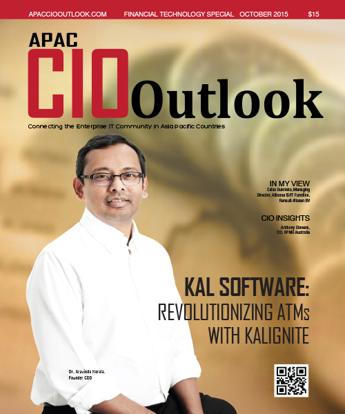 KAL SOFTWARE: Revolutionizing ATMs with KALIGNITE