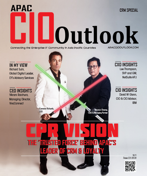 CPR VISION: THE 'TRUSTED FORCE' BEHIND APAC'S LEADER OF CRM & LOYALTY
