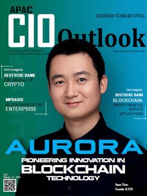 Aurora: Pioneering Innovation in Blockchain Technology