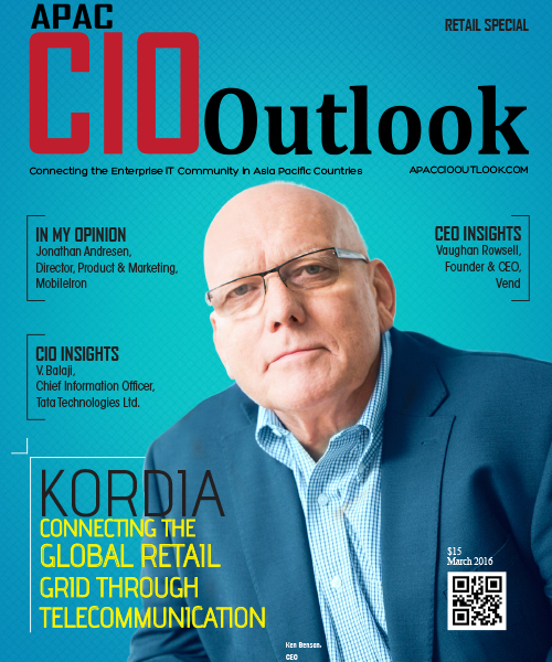 Kordia: Connecting the Global Retail Grid through Telecommunication