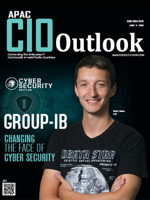 GROUP-IB: Changing the Face of Cyber Security