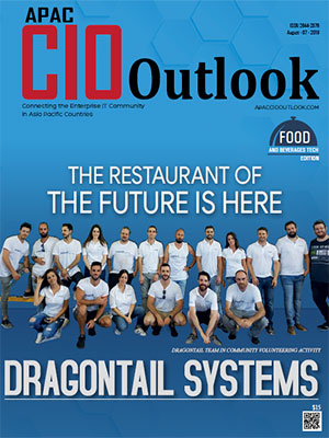 Dragontail Systems: The Restaurant of the Future is Here