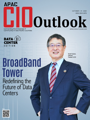 BroadBand Tower: Redefining the Future of Data Centers