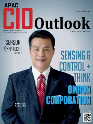 OMRON CORPORATION: Sensing & Control + Think