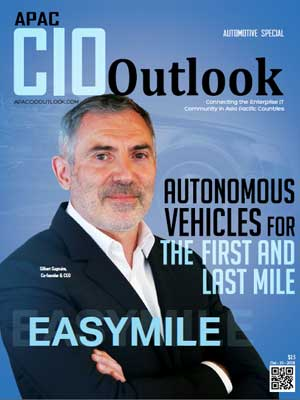 EasyMile: Autonomous Vehicles for the First and Last Mile