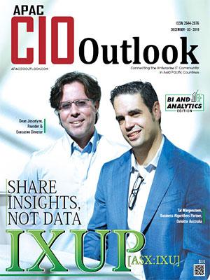 IXUP [ASX:IXU]: Share Insights, Not Data