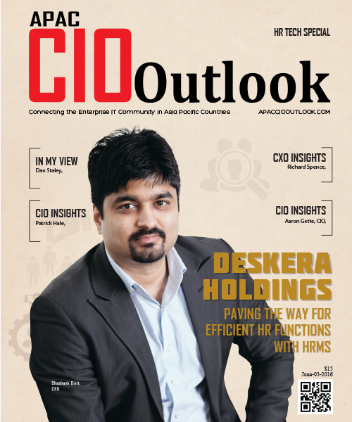 DESKERA HOLDINGS: Paving the Way For Efficient HR Functions With HRMS