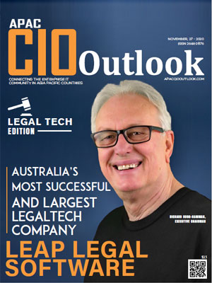 Leap Legal Software:  Australia's Most Successful and Largest Legaltech Company