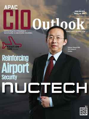 NUCTECH: Reinforcing Airport Security