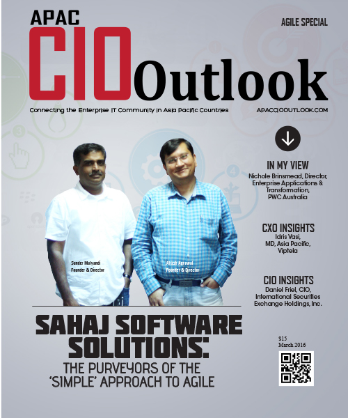 Sahaj Software Solutions: The Purveyors of the 'Simple' Approach to Agile