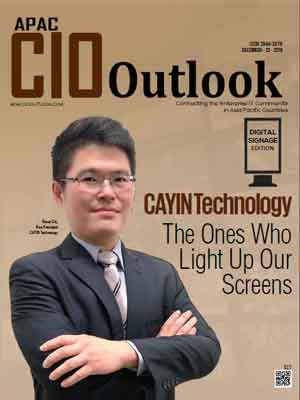 CAYIN Technology: The Ones Who Light Up Our Screens