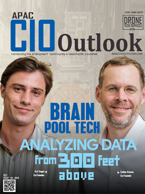 Brain Pool Tech: Analyzing Data from 300 Feet