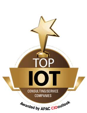 Top 10 IoT Consulting/Service Companies - 2020