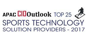 Top 25 Sports Technology Solution Providers - 2017
