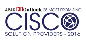 Top 25 CISCO Solution Companies - 2016