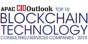 Top 10 Blockchain Technology Consulting/Services Companies - 2019