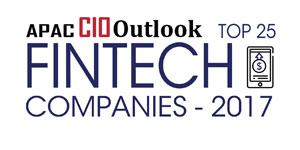 Top 25 Fintech Companies - 2017