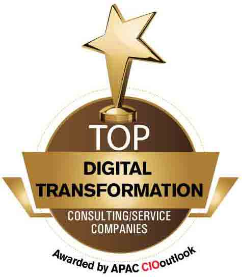 Top 10 Digital Transformation Consulting/Service Companies - 2020