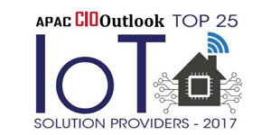Top 25 IoT Solution Providers - 2017