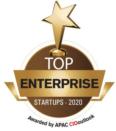 Top 20 Enterprise Startups - 2020