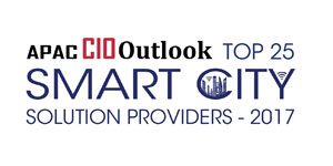 Top 25 Smart City Solution Providers - 2017