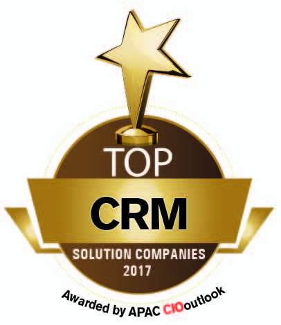 Top 10 CRM Solution Companies - 2017