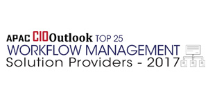 Top 25 Workflow Management Solution Providers - 2017