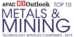 Top 10 Metals and Mining Technology Services Companies - 2019