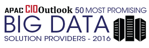 50 Most Promising Big Data Solutions Providers