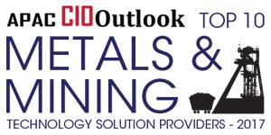 Top 10 Metals & Mining Technology Solution Providers - 2017
