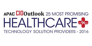25 Most Promising Healthcare Technology Solution Companies - 2016