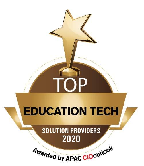 Top 10 Education Tech Solution Companies - 2020