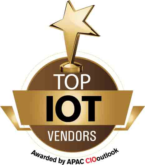 Top 10 IoT Vendors - 2020